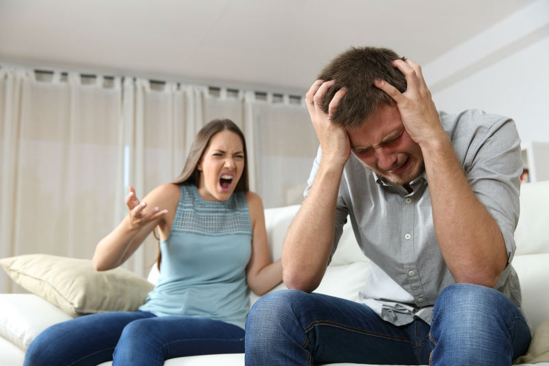 Battered men. Divorce coaching in East Yorkshire